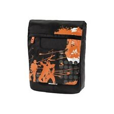 "aha: Netbook Notebook Tasche Bag bis 26 cm 10,2"", On Tour, schwarz/orange 101304"