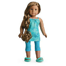 American Girl Doll of the Year Kanani's Doll Pajamas Doll is Not Included