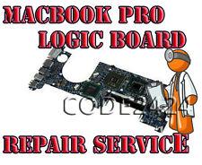 MACBOOK PRO A1229 2.4GHZ 820-2132-A LOGIC BOARD MOTHERBOARD REPAIR SERVICE