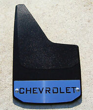 "Universal 18x10-3/8"" Splash Guards with Stainless Steel Plate (Chevrolet)"