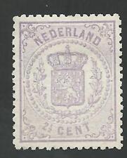1869TG Nederland Wapenserie NR.18 ongebruikt/MLH luxe zegel zie foto's!!