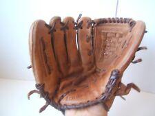 "Louisville Slugger 11"" Baseball Glove LHT Helix TPX HXY1102 Black Brown Used"
