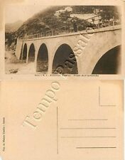 Eritrea - Ponte ferrovia Asmara Arbaroba / Serie Missione cattolica