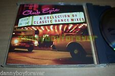 """Club Epic A Collection of Classic Dance Mixes Volume 1 CD 80s 12"""" Long Versions"""