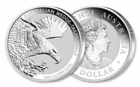2020 P Australia 1 oz Silver Wedge-Tailed Eagle $1 Coin GEM BU