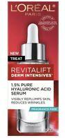 L'Oreal Paris Revitalift Derm Intensives Hyaluronic Acid Facial Serum - 1 fl oz