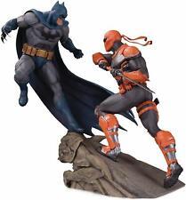 DC Collectibles Battle Statue: Batman Vs. Deathstroke