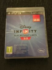 Disney Infinity 2.0 GAME ONLY PAL Sony PlayStation 3 PS3 FREE P&P