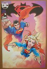 Superman Batman #8 - Michael Turner Variant - Rare Supergirl Cover B