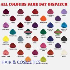 4 x LA RICHE DIRECTIONS HAIR DYE SEMI PERMANENT HAIR COLOUR- 88ml-Free UK Post!!