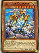 Yu-Gi-Oh - 1x lightray diabolos-sdli-realm of Light