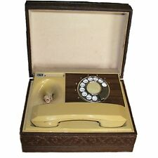 Vintage Stowaway Rotary Telephone--Price Reduced!