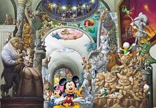 1000 piece Disney All characters Museum D-1000-304 #With Tracking Japan F/S