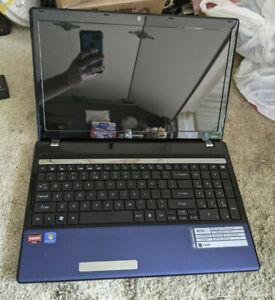 """Gateway NV53A laptop 15.6"""" Radeon HD 4250 2.10GHz AMD Athlon II X2 4GB 500GB W10"""