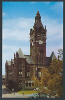 Butler County Court House Pennsylvania PA postcard