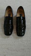 Schwarze Damen Lack Schuhe Gr:5(38)von Mona Lisa by K-S