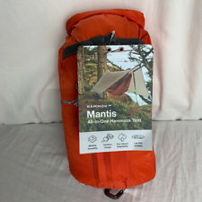 KAMMOCK Mantis All-In-One Hammock Tent (Ember Orange) *BRAND NEW*