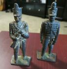 Barclay and Manoil  type soldiers-  Grey Iron G5 2 and G7 2A Cadets