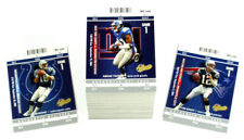 2004 Fleer Authentix Football Set without SP's (100) Nm/Mt