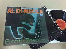 AL DI MEOLA ELECTRIC RENDEZVOUS 1982 CBS HALF-SPEED MASTERED AUDIOPHILE LP