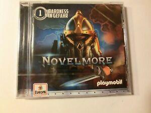 CD - Playmobil - Novelmore 1 - Baroness in Gefahr  - NEU OVP