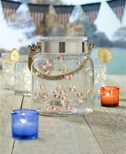 Studio Mercantile Micro American Flag LED 10' String Lights.