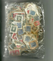Eire 100 grams Definitive  'Maps' etc 'used stamps on paper pre-1968