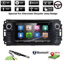 6.2 Zoll UI GPS Navi Autoradio DVD für Jeep Liberty DODGE Journey Chrysler 300C