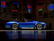 Ford Shelby Cobra Race Model Sports Car LeMans 1966 Carousel BL Series1kK12m4T24