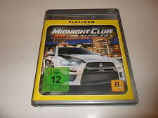 Playstation 3 ps 3 Midnight Club: Los Angeles-Complete Edition