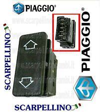 INTERRUTTORE ALZAVETRO PIAGGIO PORTER 1200 1300 1400 D120 PIANALE VAN - B007889