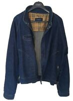 Mens BURBERRY denim jacket. Size XL. Immaculate. RRP £830