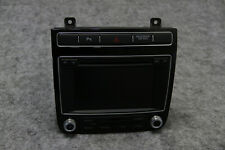 Org Vw Touareg 7p Radio RCD 550 Caricatore touchscreen 7p6035195d mp3 SD Touch