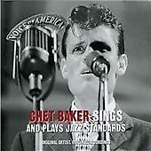CHET BAKER  SINGS AND PLAYS JAZZ STANDARDS  CD