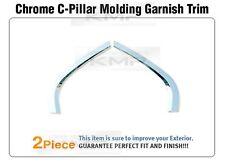 Chrome C Pillar Sill Molding Trim B912 For CHEVROLET 2006 - 2010 Epica / Tosca