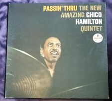 Passin' Thru - Chico Hamilton LP Impulse A-29 Mono