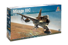 Italeri 1:32 Mirage IIIC Plastic Model Kit 2505 ITA2505
