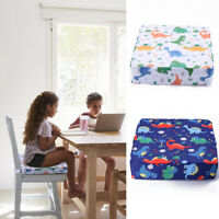 Cartoon Baby Chair Increasing Cushion Removable Kids Dining Booster Pad
