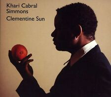 Khari Cabral Simmons - Clementine Sun [New CD] UK - Import