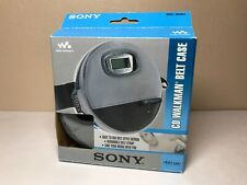 Sony CD Walkman Belt Case Model CDCASE4