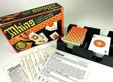 Vintage MHING Vintage CARD GAME based on Mah Jongg 1983 SUNTEX INTL VTG