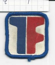 Thibodeau Finch (TF) mini truck driver patch
