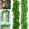 200cm Ivy Leaf Garland Green Plant Plastic Vine Foliage Home Garden Decoration
