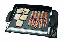 Plancha grill Teppanyaki Lacor 69133 - antiralladuras