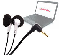 Laptop & PC Headphones with Soft Earbuds for HP Compaq CQ58-d01SA