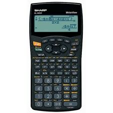 Sharp EL-W531 WriteView School Scientific Calculator