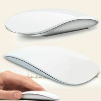 Wireless Ultra Thin Magic Computer Mouse For Apple Macbook Ergonomic Arc Touch
