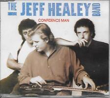 THE JEFF HEALEY BAND - Confidence man CD SINGLE 3TR (Arista) 1988 Europe
