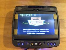 ~New Cadillac GM Invision DVD Headrest Monitor B Factory OEM 620007 Passenger