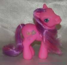 2005 My Little Pony MLP G3 Bright Hot Pink SEASIDE CELEBRATION SKYWISHES Figure